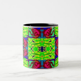 Inverted Butterfly Mug