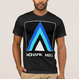 Inverted Colors Mohawk Mall T-Shirt