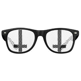 Inverted Cross Sunglasses