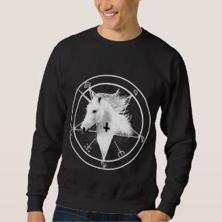 Inverted Cross Unicorn Sweatshirt