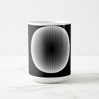 Inverted Fractal Snowball  Mug