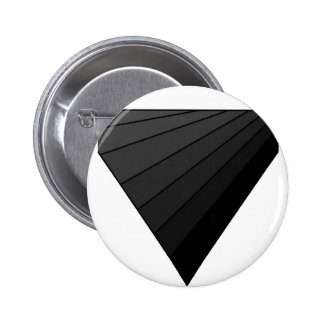 Inverted triangle, art button