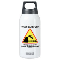 Invest Carefully Always Look At The Downside Any 10 Oz Insulated SIGG Thermos Water Bottle