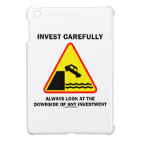 Invest Carefully Always Look At The Downside Any iPad Mini Cover