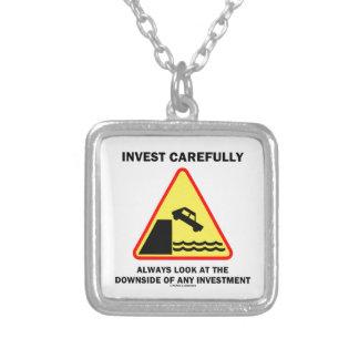 Invest Carefully Always Look At The Downside Any Silver Plated Necklace