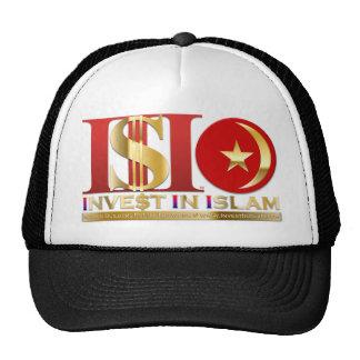 Invest In Islam B-Ball Cap