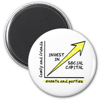 INVEST IN SOCIAL CAPITAL MAGNET