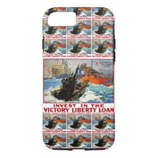 Invest in the Victory Liberty Loan iPhone 8/7 Case