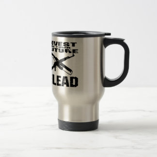 Invest In Your Future Buy Lead (AK47) Coffee Mugs