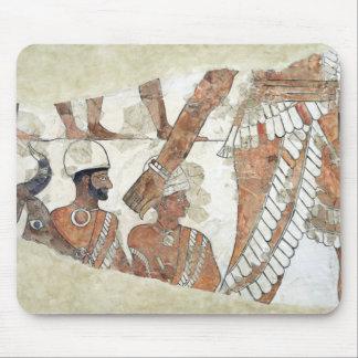 Investidura del rey de la diosa Ishtar Tapetes De Ratones