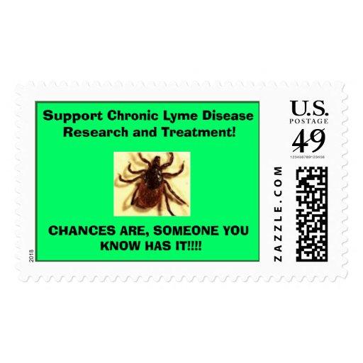 investigación crónica tic, de la ayuda de Lyme de Sellos