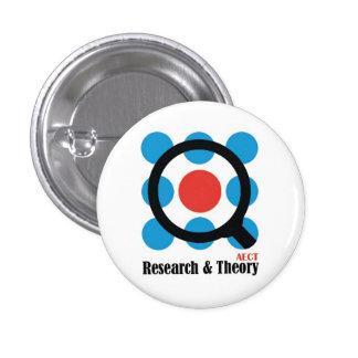 Investigación de AECT y botón de la teoría Pins