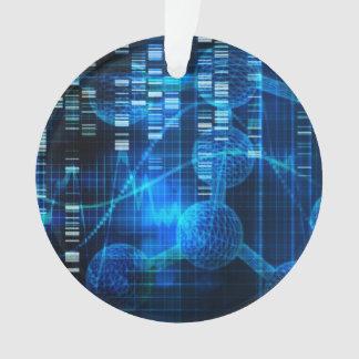 Investigación de la ciencia genética como arte