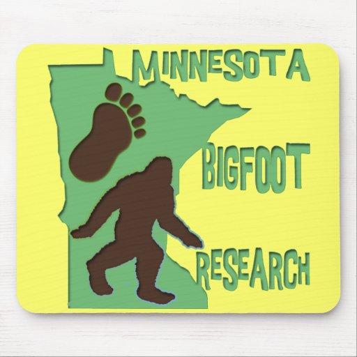 Investigación de Minnesota Bigfoot Tapetes De Ratones