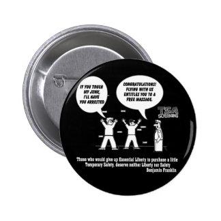 Investigación de TSA Pins