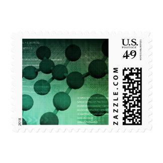Investigación médica y tecnología corporativa como sello