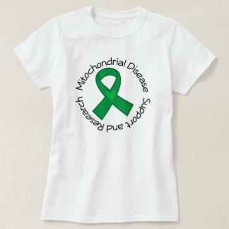 Investigación y ayuda mitocondriales camisas