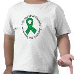 Investigación y ayuda mitocondriales camisetas