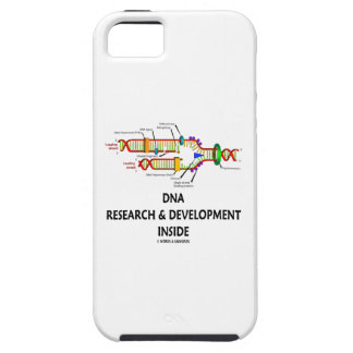 Investigación y desarrollo de la DNA dentro iPhone 5 Coberturas