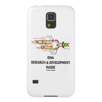 Investigación y desarrollo de la DNA dentro Fundas Para Galaxy S5