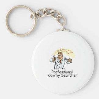 Investigador profesional de Cavitiy Llaveros Personalizados
