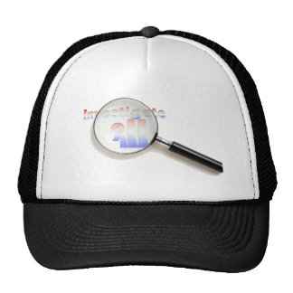 Investigate 9/11 trucker hat