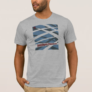 'Investigate Chemtrails' T-Shirt