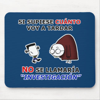Investigation Mouse Pad