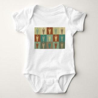 Investigations Pop Art Baby Bodysuit