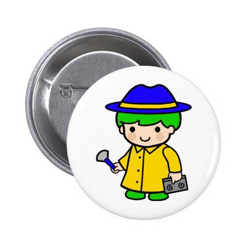 Investigator Boy 2 Pin