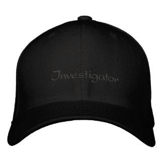 Investigator Cap