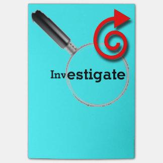Investigue Post-it® Nota
