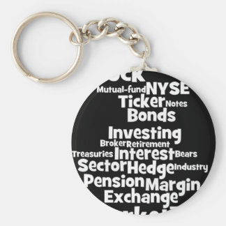 investing-for-beginners key chain