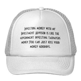 Investing hat