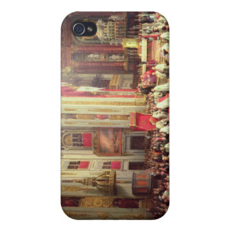 Investiture of King Alfonso XII Case For iPhone 4