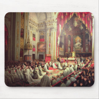 Investiture of King Alfonso XII Mouse Pad