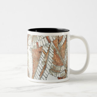 Investiture of the king by the goddess Ishtar Coffee Mugs