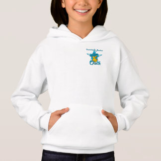 Investment Banker Chick #7 Hoodie