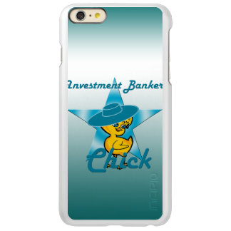 Investment Banker Chick #7 Incipio Feather Shine iPhone 6 Plus Case