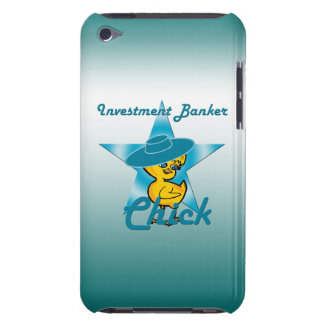 Investment Banker Chick #7 iPod Touch Case-Mate Case