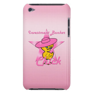 Investment Banker Chick #8 Case-Mate iPod Touch Case