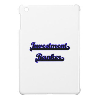 Investment Banker Classic Job Design Case For The iPad Mini