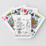 Investment Cartoon 7079 Bicycle Playing Cards