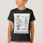 Investment Cartoon 7079 T-Shirt