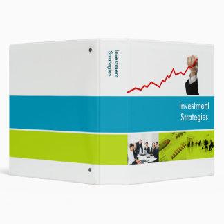 Investment Strategies Binder