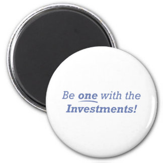 Investments / One 2 Inch Round Magnet