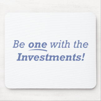 Investments / One Mouse Pad