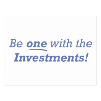 Investments / One Postcard