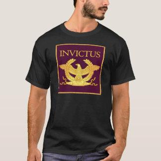 Invictus Eagle on Purple T-Shirt