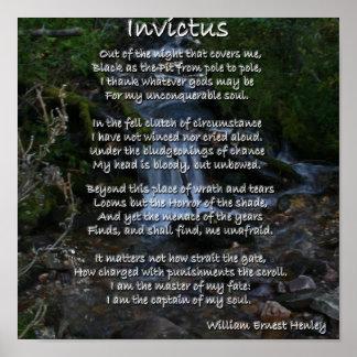 Invictus Posters